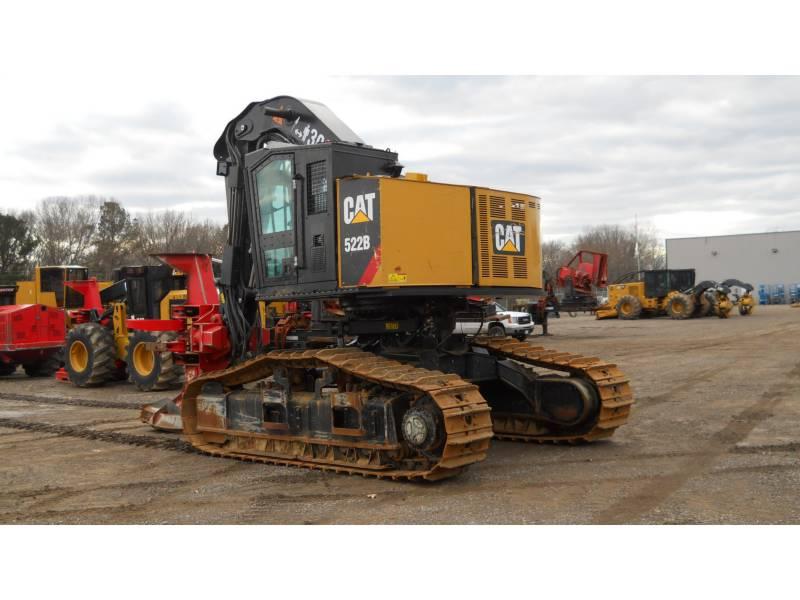 CATERPILLAR 林業 - フェラー・バンチャ - トラック 522B equipment  photo 3