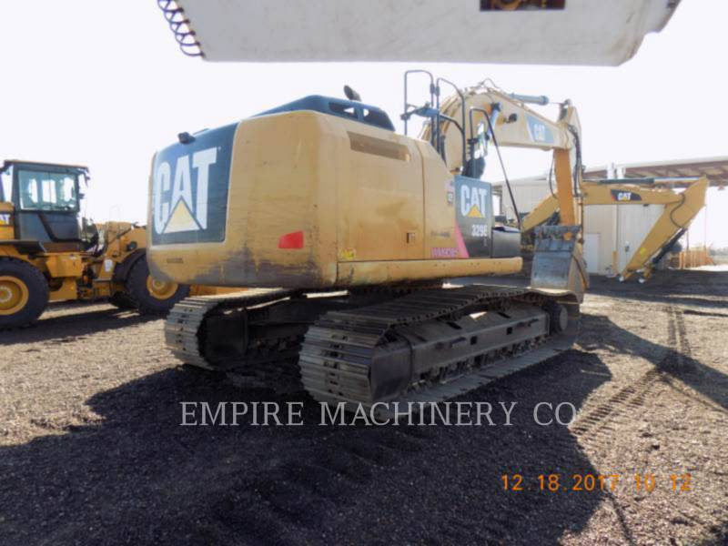 CATERPILLAR EXCAVADORAS DE CADENAS 329EL    P equipment  photo 2