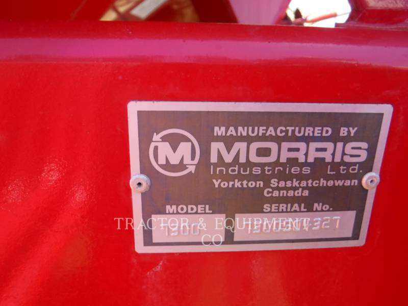 ALLIED SYSTEMS COMPANY AUTRES MATERIELS AGRICOLES MORRIS ADR equipment  photo 4