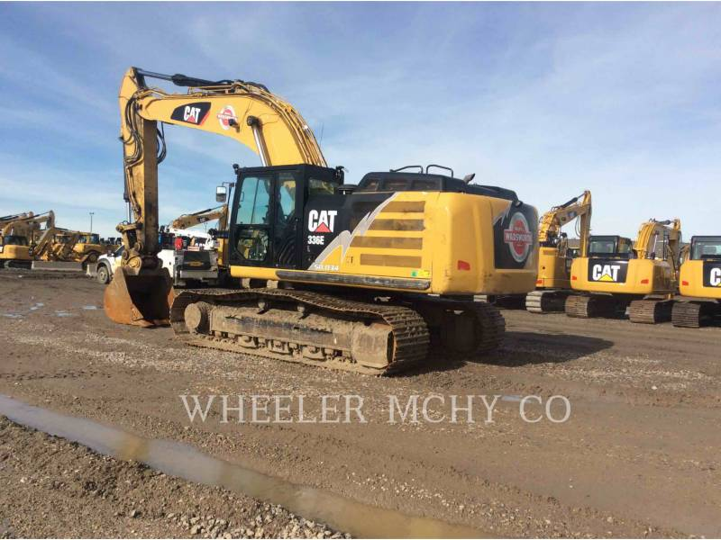 CATERPILLAR EXCAVADORAS DE CADENAS 336E L CFM equipment  photo 6