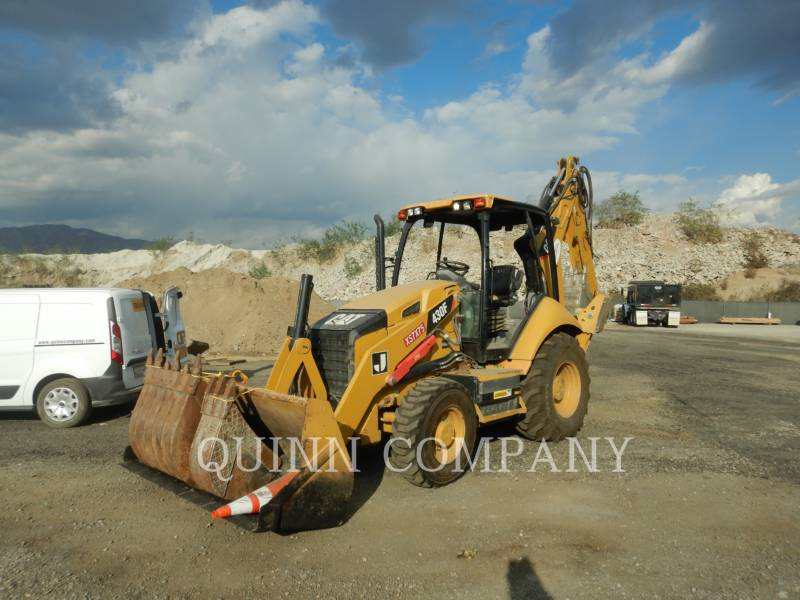 CATERPILLAR BACKHOE LOADERS 430F equipment  photo 2