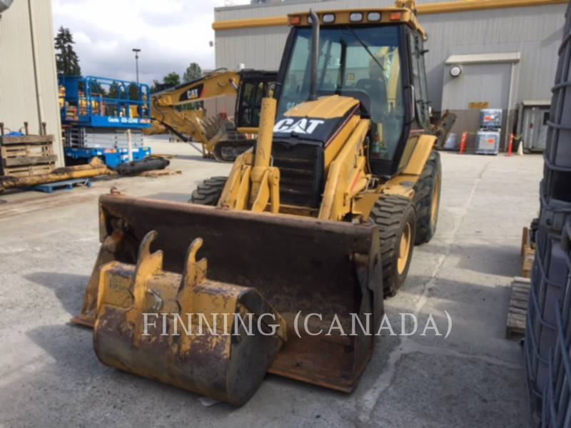 CATERPILLAR RETROEXCAVADORAS CARGADORAS 420D equipment  photo 2