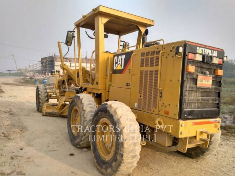 CATERPILLAR NIVELEUSES POUR MINES 120K2 equipment  photo 6