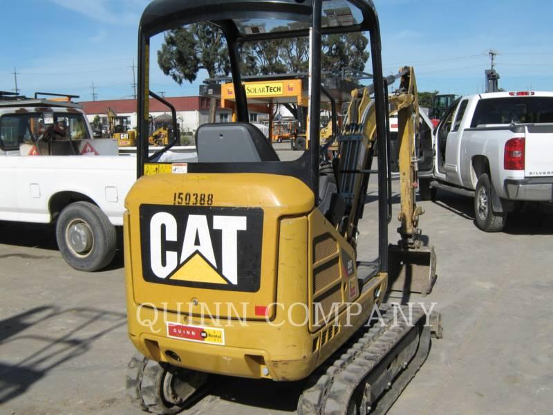 CATERPILLAR トラック油圧ショベル 301.7D equipment  photo 4