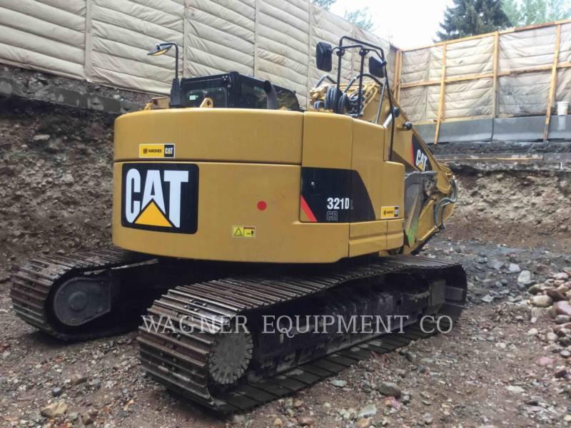 Caterpillar EXCAVATOARE PE ŞENILE 321DL TCIR equipment  photo 3