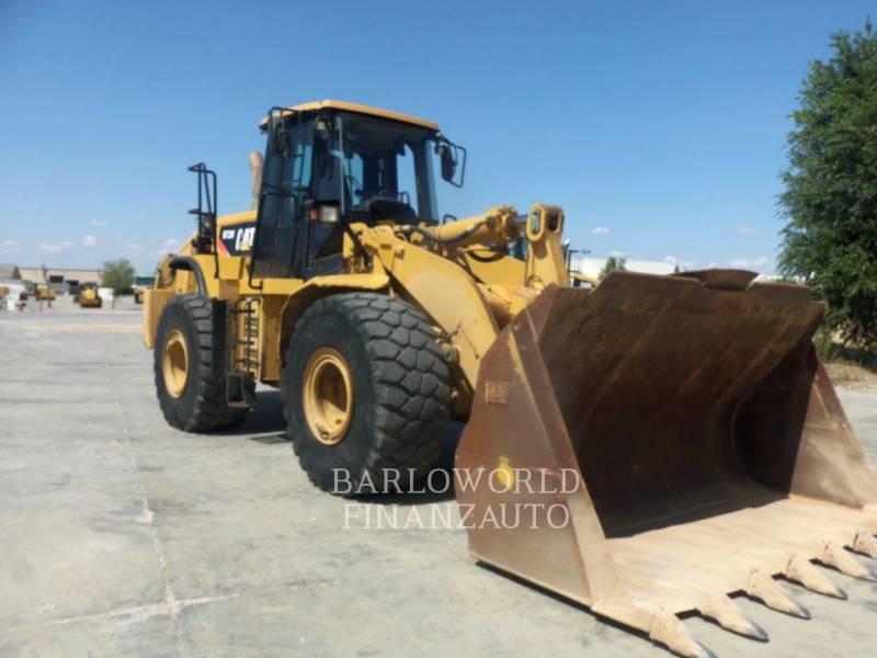 CATERPILLAR 鉱業用ホイール・ローダ 972H equipment  photo 2