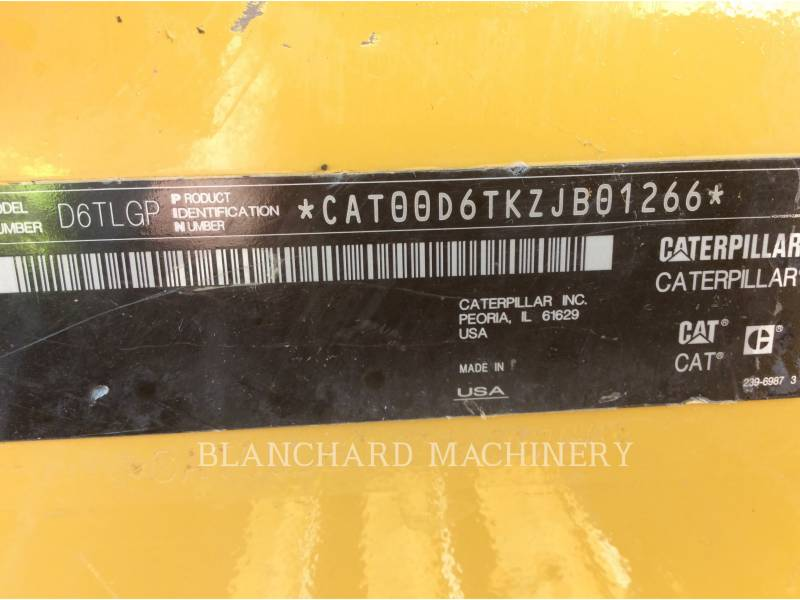 CATERPILLAR KETTENDOZER D6TLGP equipment  photo 24