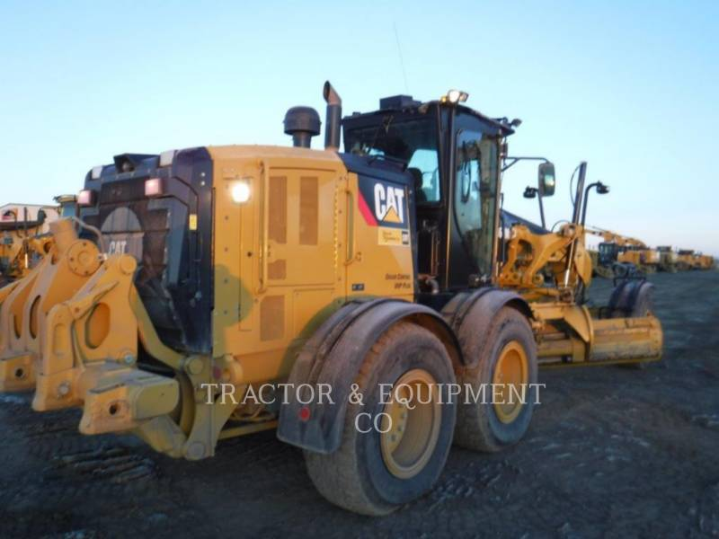 CATERPILLAR NIVELEUSES 160M2 equipment  photo 6