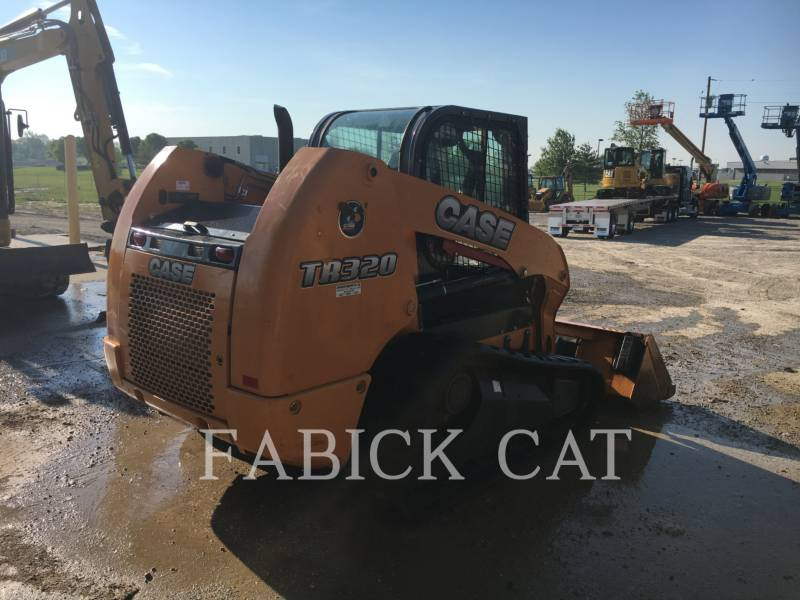 CASE/NEW HOLLAND MULTI TERRAIN LOADERS TR320 equipment  photo 3