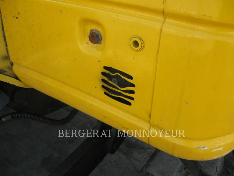 KOMATSU KETTEN-HYDRAULIKBAGGER PC50MR.2 equipment  photo 14