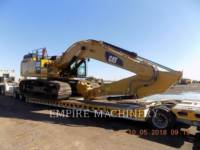 Equipment photo CATERPILLAR 349FL トラック油圧ショベル 1
