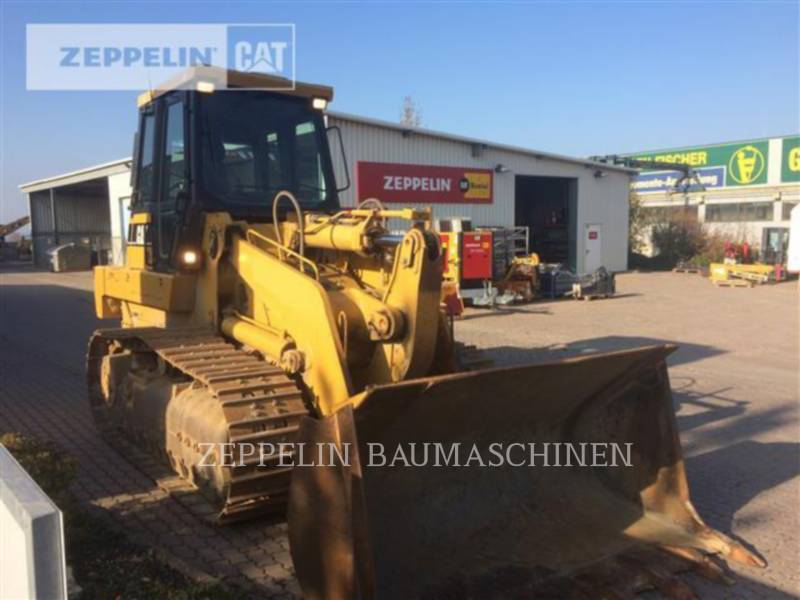 CATERPILLAR CHARGEURS SUR CHAINES 963C equipment  photo 2