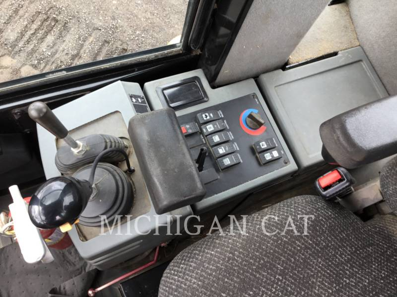 CATERPILLAR CHARGEURS SUR PNEUS/CHARGEURS INDUSTRIELS IT14G2 AR equipment  photo 5