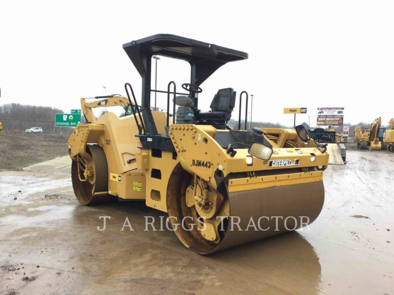Caterpillar COMPACTOARE CB64 equipment  photo 8