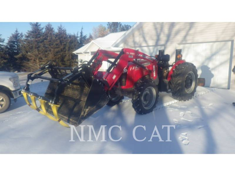 MASSEY FERGUSON 農業用トラクタ MF200_MF equipment  photo 1