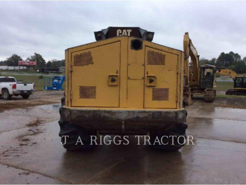 CATERPILLAR FORESTRY - FELLER BUNCHERS - WHEEL 573C equipment  photo 12