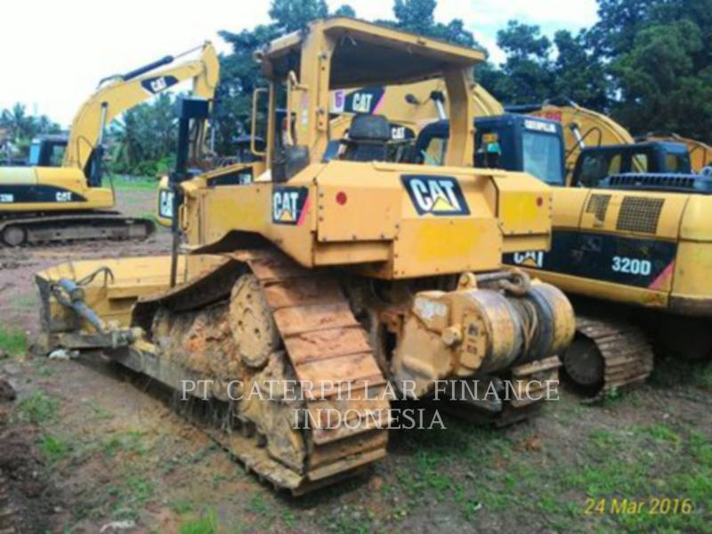 CATERPILLAR TRACK TYPE TRACTORS D6R equipment  photo 4