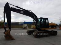 CATERPILLAR KETTEN-HYDRAULIKBAGGER 320CL equipment  photo 2