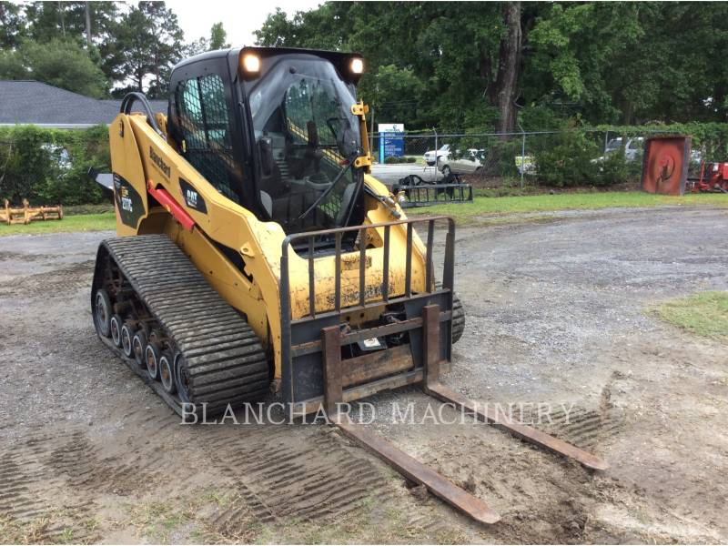 CATERPILLAR CHARGEURS TOUT TERRAIN 277C equipment  photo 1