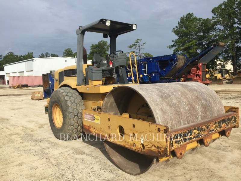 CATERPILLAR COMPACTADORES DE SUELOS CS-563D equipment  photo 1