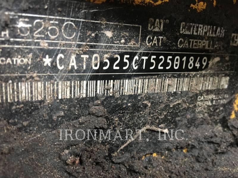 CATERPILLAR FORESTAL - ARRASTRADOR DE TRONCOS 525C equipment  photo 9