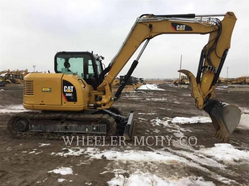 CATERPILLAR TRACK EXCAVATORS 308E2 TH equipment  photo 7