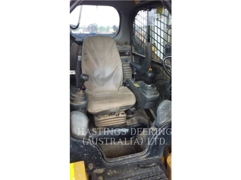 CATERPILLAR PALE CINGOLATE MULTI TERRAIN 279DLRC equipment  photo 9