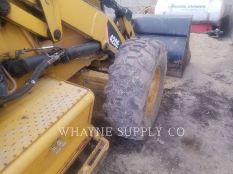 CATERPILLAR BACKHOE LOADERS 420EIT equipment  photo 8