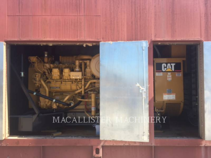 CATERPILLAR STATIONARY GENERATOR SETS 3508B equipment  photo 2