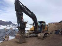 Equipment photo VOLVO CONSTRUCTION EQUIPMENT EC210BLC KETTEN-HYDRAULIKBAGGER 1