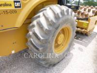 CATERPILLAR VIBRATORY TANDEM ROLLERS CP54B equipment  photo 7