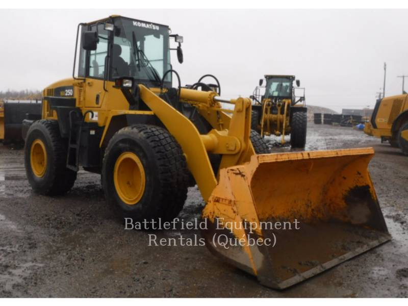KOMATSU CARGADORES DE RUEDAS WA250 equipment  photo 7