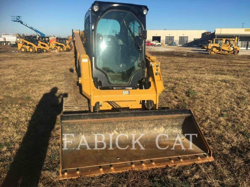 CATERPILLAR MULTI TERRAIN LOADERS 249D equipment  photo 10