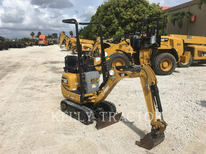 CATERPILLAR PELLES SUR CHAINES 300.9D equipment  photo 1