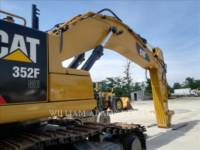 Equipment photo Caterpillar 352FVG EXCAVATOARE PE ŞENILE 1