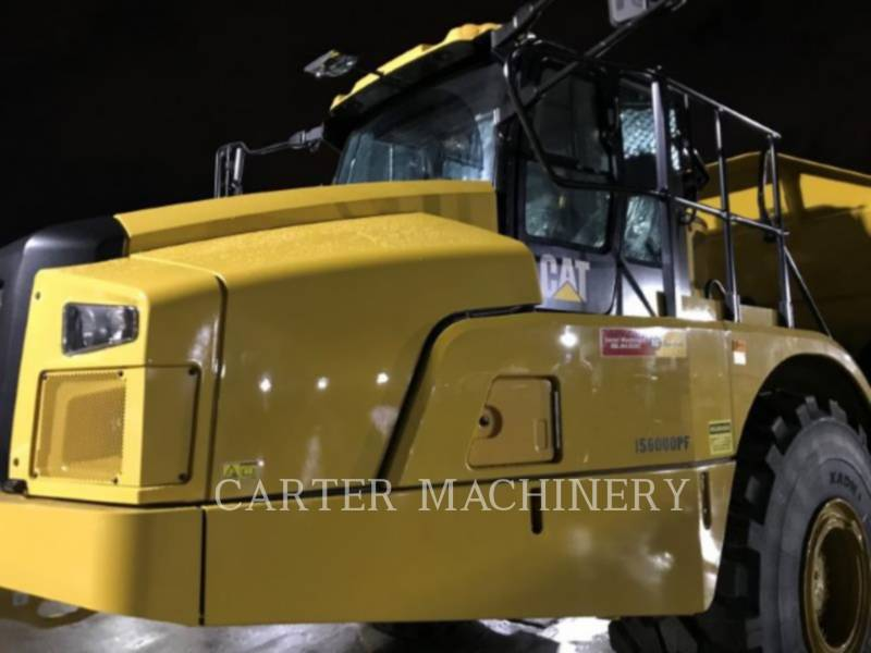 CATERPILLAR WOZIDŁA PRZEGUBOWE 745-04 equipment  photo 7