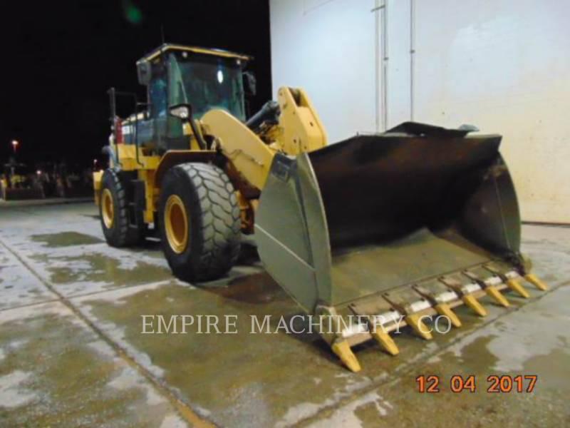 CATERPILLAR CHARGEURS SUR PNEUS/CHARGEURS INDUSTRIELS 950M FC equipment  photo 1