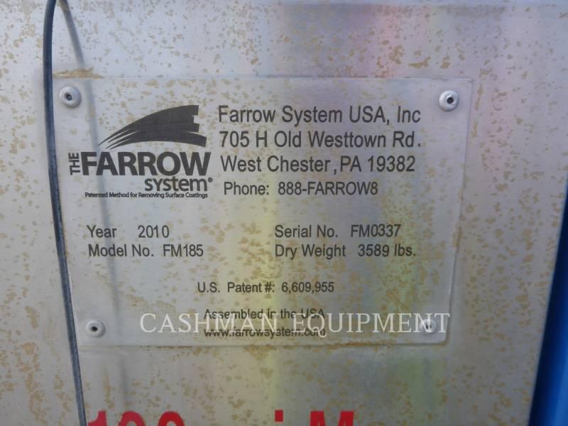 OTHER PRESSURE WASHERS FM185S equipment  photo 8