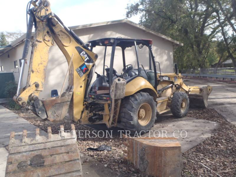 CATERPILLAR BACKHOE LOADERS 420E ST equipment  photo 3