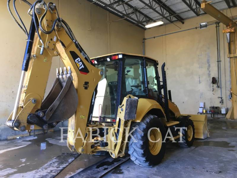 CATERPILLAR CHARGEUSES-PELLETEUSES 420F2 HT equipment  photo 6