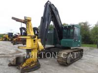 Equipment photo TIMBERJACK INC. 608 FORESTAL - TALADORES APILADORES 1