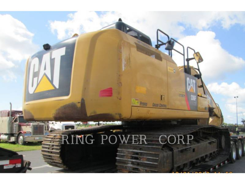 CATERPILLAR KETTEN-HYDRAULIKBAGGER 336FLXE equipment  photo 4