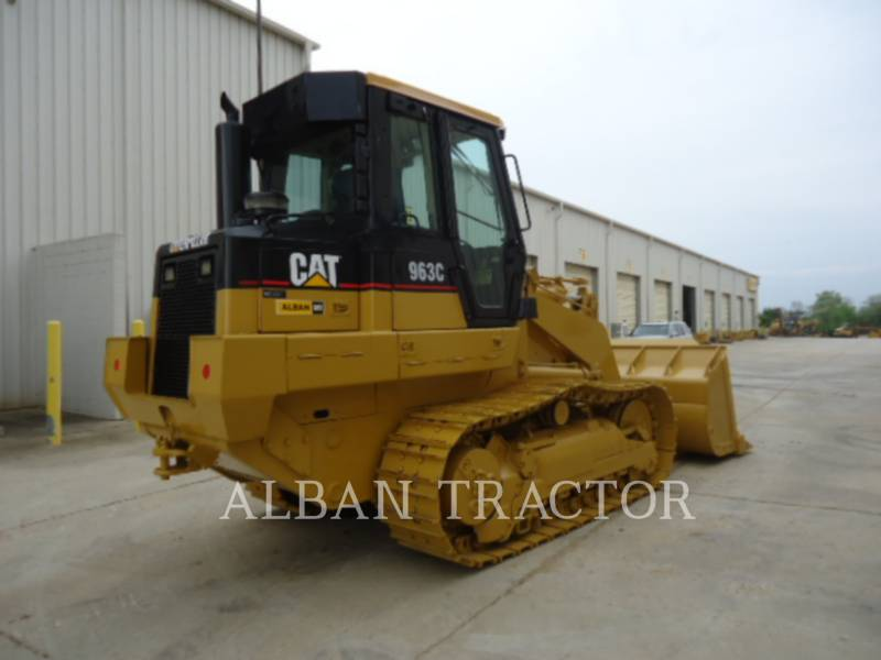Caterpillar ÎNCĂRCĂTOARE CU ŞENILE 963C CAC equipment  photo 6