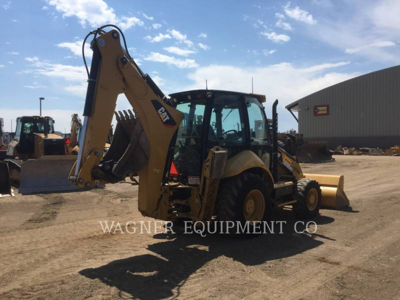 CATERPILLAR BACKHOE LOADERS 420F 4WD equipment  photo 3