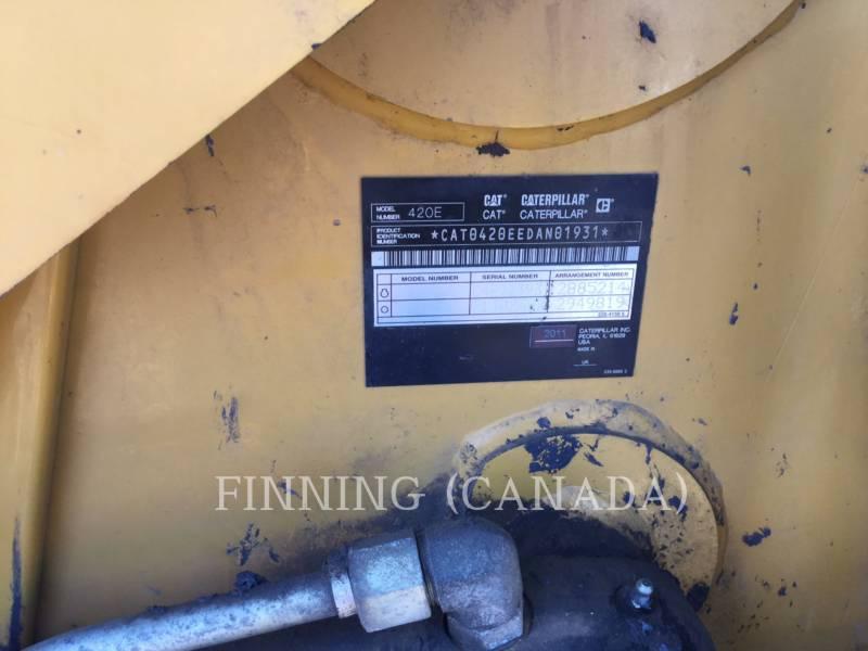CATERPILLAR BACKHOE LOADERS 420EIT equipment  photo 6