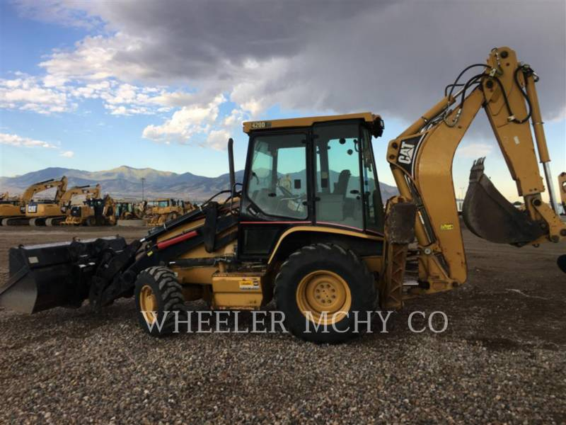 CATERPILLAR BACKHOE LOADERS 420D IT E equipment  photo 8