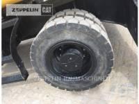 CATERPILLAR PELLES SUR PNEUS MH3022 equipment  photo 10