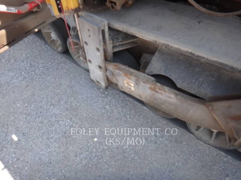 VOLVO CONSTRUCTION EQUIPMENT PAVIMENTADORA DE ASFALTO PF6110 equipment  photo 21