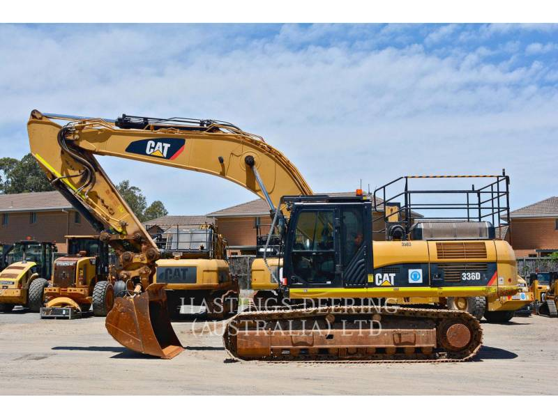 CATERPILLAR トラック油圧ショベル 336DL equipment  photo 5