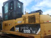 CATERPILLAR FORESTRY - LOG LOADERS 320DFMLLB equipment  photo 7